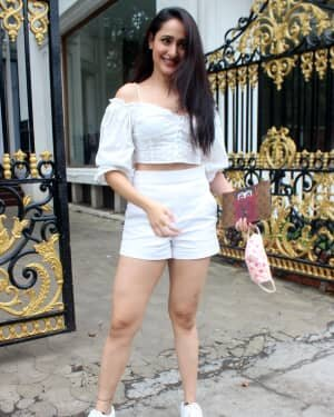 Pragya Jaiswal - Photos: Celebs Spotted Outside Royal China Restaurant | Picture 1802196