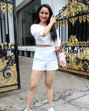 Pragya Jaiswal - Photos: Celebs Spotted Outside Royal China Restaurant | Picture 1802195