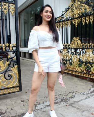 Pragya Jaiswal - Photos: Celebs Spotted Outside Royal China Restaurant | Picture 1802197