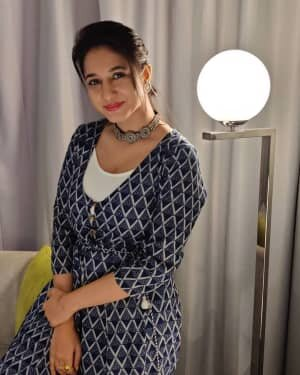 Manvitha Harish Latest Photoshoot | Picture 1803764