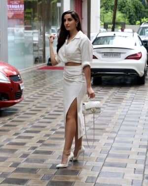 Nora Fatehi - Photos: Celebs Spotted At T-Series