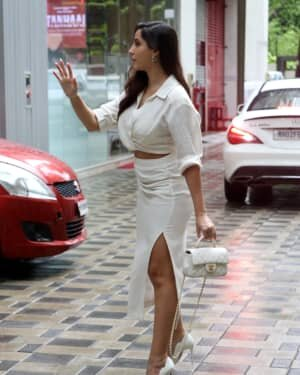 Nora Fatehi - Photos: Celebs Spotted At T-Series Office | Picture 1805131