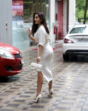 Nora Fatehi - Photos: Celebs Spotted At T-Series Office | Picture 1805132