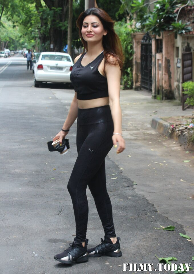 Urvashi Rautela - Photos: Celebs Spotted At Gym | Picture 1805767