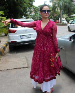 Ankita Lokhande - Photos: Celebs Spotted At Juhu