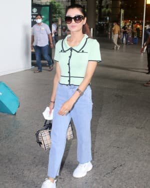 Arushi Nishank - Photos: Celebs Spotted At Airport | Picture 1806369