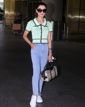 Arushi Nishank - Photos: Celebs Spotted At Airport | Picture 1806363