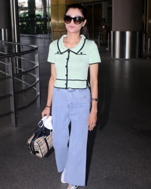 Arushi Nishank - Photos: Celebs Spotted At Airport | Picture 1806365