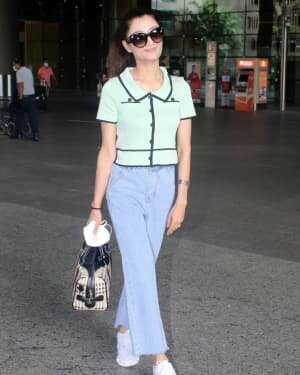 Arushi Nishank - Photos: Celebs Spotted At Airport | Picture 1806368