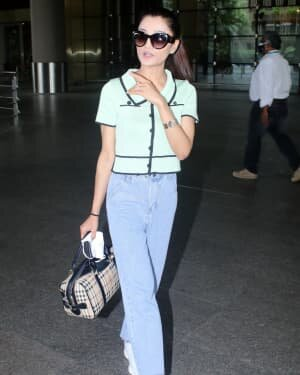 Arushi Nishank - Photos: Celebs Spotted At Airport | Picture 1806366