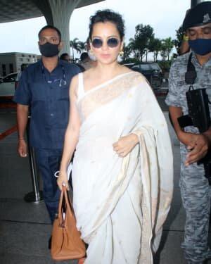 Kangana Ranaut - Photos: Celebs Spotted At Airport