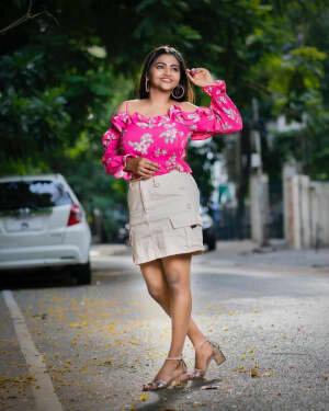 Shalu Shamu Latest Photos