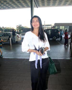Pavitra Punia - Photos: Celebs Spotted At Airport | Picture 1778142