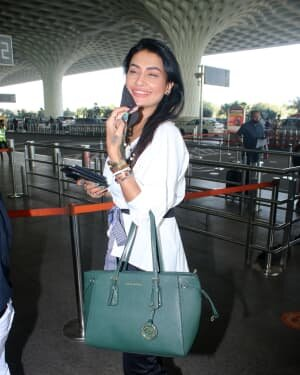 Pavitra Punia - Photos: Celebs Spotted At Airport | Picture 1778144