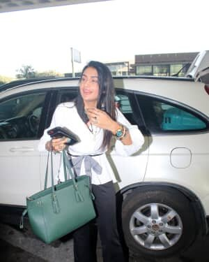 Pavitra Punia - Photos: Celebs Spotted At Airport | Picture 1778139