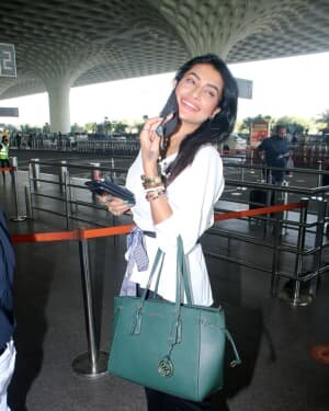 Pavitra Punia - Photos: Celebs Spotted At Airport | Picture 1778143
