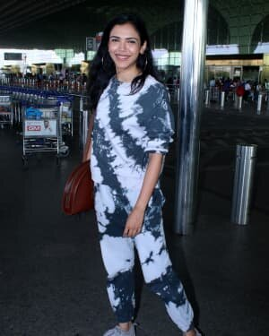 Shriya Pilgaonkar - Photos: Celebs Spotted At Airport | Picture 1778200