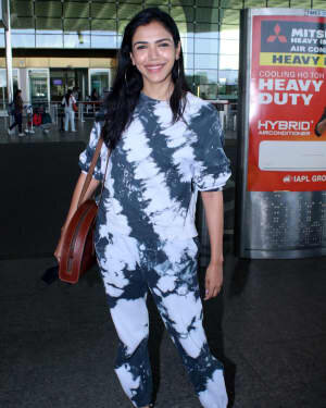 Shriya Pilgaonkar - Photos: Celebs Spotted At Airport