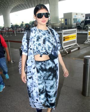 Mouni Roy - Photos: Celebs Spotted At Airport