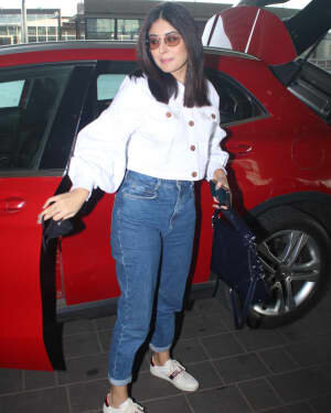 Kritika Kamra - Photos: Celebs Spotted At Airport | Picture 1778228