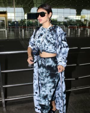 Mouni Roy - Photos: Celebs Spotted At Airport | Picture 1778245