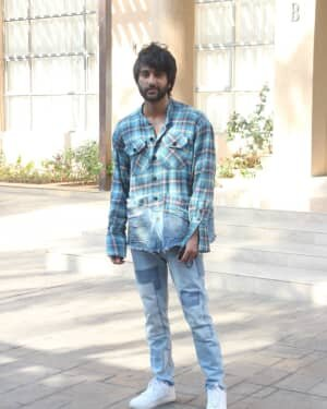 Meezaan Jaffrey - Photos: Celebs Spotted At Andheri   Picture 1778184