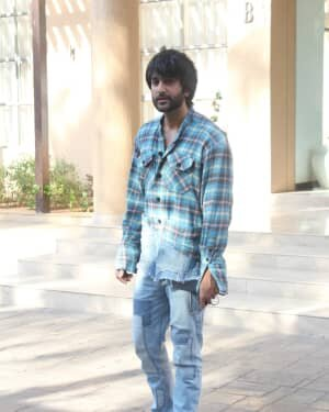 Meezaan Jaffrey - Photos: Celebs Spotted At Andheri   Picture 1778182