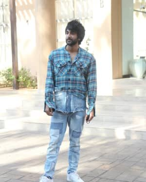 Meezaan Jaffrey - Photos: Celebs Spotted At Andheri   Picture 1778185