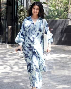 Nimrat Kaur - Photos: Celebs Spotted At Bandra