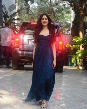 Janhvi Kapoor - Photos: Celebs Spotted At Maddock Office