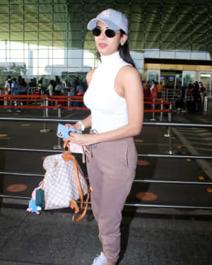 Sonal Chauhan - Photos: Celebs Spotted At Airport | Picture 1778329