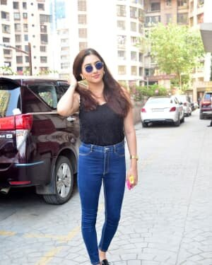 Disha Parmar - Photos: Celebs Spotted At Andheri | Picture 1778269
