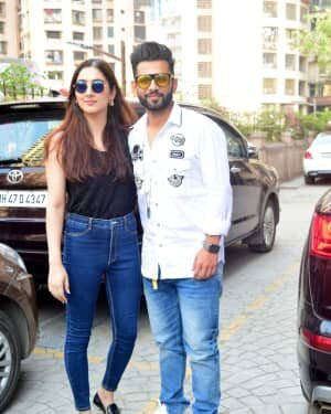Photos: Celebs Spotted At Andheri