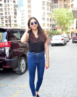 Disha Parmar - Photos: Celebs Spotted At Andheri | Picture 1778268