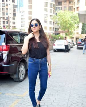 Disha Parmar - Photos: Celebs Spotted At Andheri | Picture 1778272