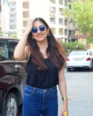 Disha Parmar - Photos: Celebs Spotted At Andheri | Picture 1778271
