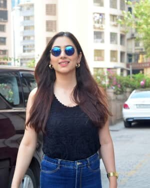 Disha Parmar - Photos: Celebs Spotted At Andheri