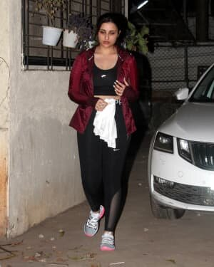 Parineeti Chopra - Photos: Celebs Spotted At Dance Class In Juhu | Picture 1778347