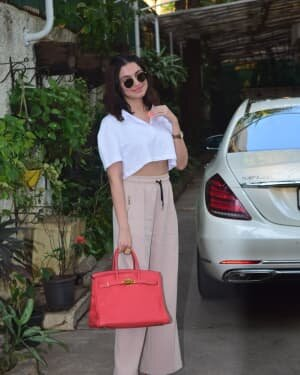 Divya Khosla - Photos: Celebs Spotted At Juhu | Picture 1778304