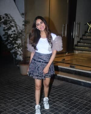 Krystle D'Souza - Photos: Celebs Spotted At Sachin Jigar Studio | Picture 1778282
