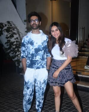 Photos: Celebs Spotted At Sachin Jigar Studio