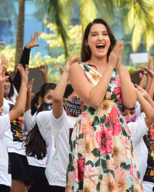 Photos: Nora Fatehi Celebrates 1 Billion + Views For Dilbar Dilbar