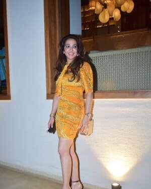 Krishika Lulla - Photos: Celebs Spotted At Bastian Worli | Picture 1778571