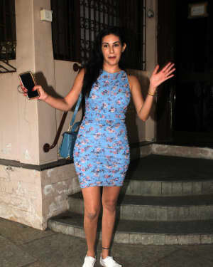 Amyra Dastur - Photos: Celebs Spotted At Bandra | Picture 1778580
