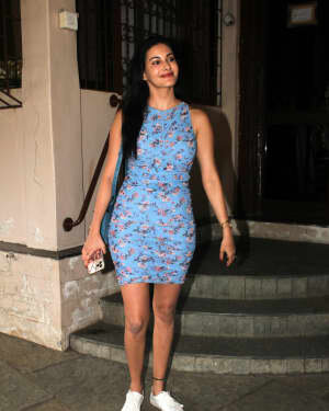 Amyra Dastur - Photos: Celebs Spotted At Bandra | Picture 1778578