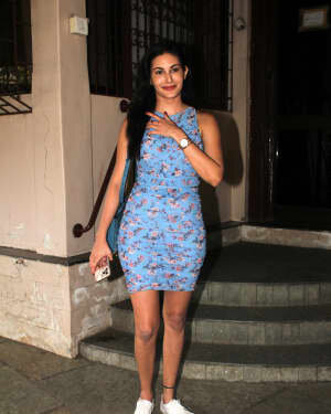 Amyra Dastur - Photos: Celebs Spotted At Bandra