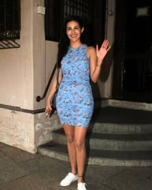 Amyra Dastur - Photos: Celebs Spotted At Bandra | Picture 1778581