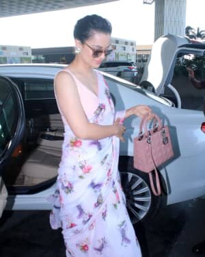 Kangana Ranaut - Photos: Celebs Spotted At Airport   Picture 1778623
