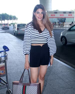 Nikki Tamboli - Photos: Celebs Spotted At Airport   Picture 1778781