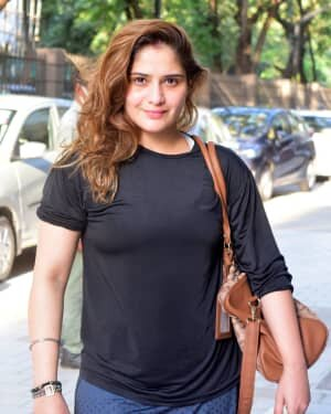 Aarti Singh - Photos: Celebs Spotted At Andheri